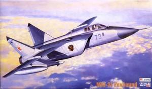 1/72 ミコヤン MiG-31 フォックスハウンド