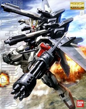 MG GAT-X105 ストライクガンダム + IWSP