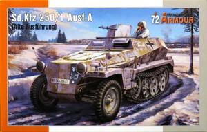 1/72 Sd.Kfz 250/1 A型 「アルテ」