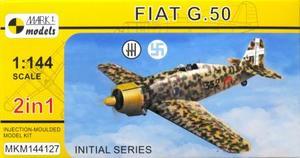 1/144 フィアット G.50 「初期」 2イン1