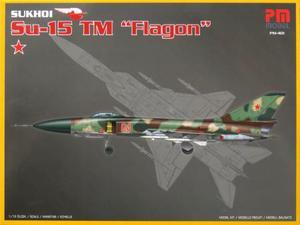 1/72 スホーイ Su-15TM 「フラゴン」