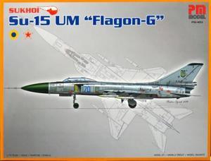 1/72 スホーイ Su-15UM 「フラゴン-G」