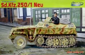 1/35 WW.IIドイツ軍 軽装甲兵員車 Sd.Kfz.250/1 ノイ