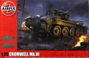1/35 クロムウェルMk.VI 巡航戦車