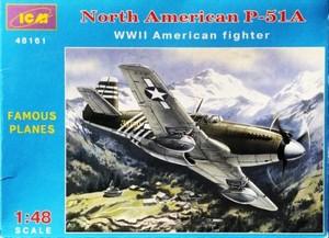 1/48 P-51A ムスタング