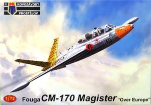 1/72 フーガ CM-170 マジステール 「ヨーロッパ」