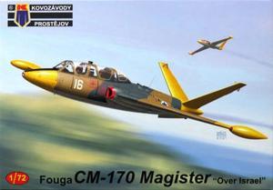 1/72 フーガ CM-170 マジステール 「イスラエル」