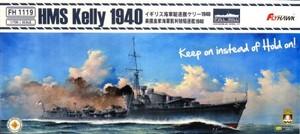 1/700 イギリス海軍 駆逐艦 ケリー 1940年