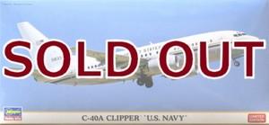 """1/200 C-40A クリッパー """"U.S. ネイビー"""""""