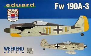 1/48 Fw190A-3 ウィークエンドエディション