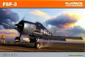1/72 F6F-3 プロフィパック