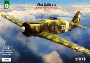 1/72 フィアット G.50 bis