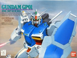 1/144 ガンダムRX-78 GP01