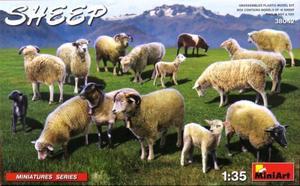 1/35 羊(15頭)セット
