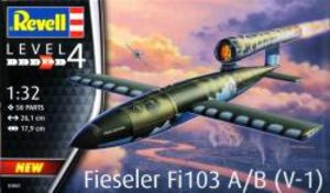 1/32 フィーゼラ Fi103 V-1