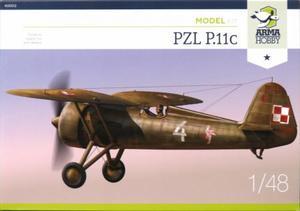 1/48 PZL P.11c