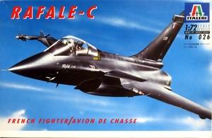 1/72 フランス試作戦闘機 ラファールC