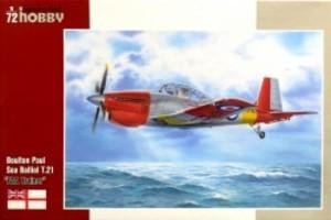 1/72 英 ボールトンポール・シーバリオール T.21 高等練習機