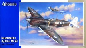 1/48 英 スピットファイア Mk.VC オーストラリア空軍