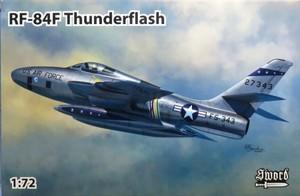 1/72 RF-84F サンダーフラッシュ パート1