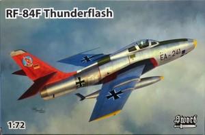 1/72 RF-84F サンダーフラッシュ パート2