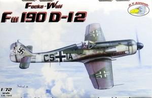 1/72 フォッケウルフ Fw190D-12