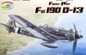 1/72 フォッケウルフ Fw190D-13