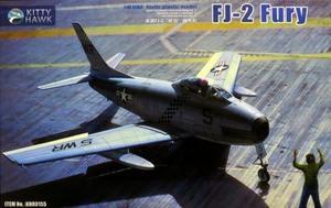 1/48 FJ-2 フューリー w/フィギュア2体