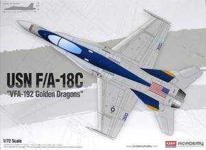 1/72 F/A-18C `VFA-192 ゴールデン・ドラゴン`