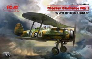 1/32 グロスター グラジエーター Mk.I