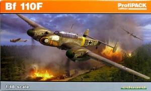 1/48 Bf 110F プロフィパック