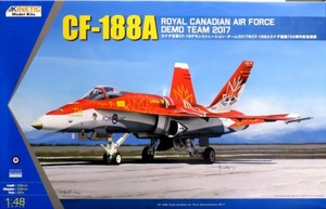 1/48 カナダ空軍 CF-188A デモンストレーション・チーム2017年 CF-18 カナダ建国