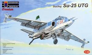 1/48 スホーイ Su-25 UTG 複座艦上練習機