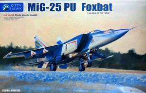 1/48 MiG-25PU フォックスバット