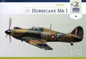 1/72 英・ホーカー・ハリケーンMk.I 戦闘機・ジュニア版