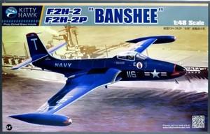 1/48 F2H-2/F2H-2P バンシー