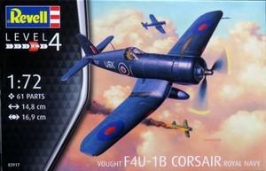 1/72 F4U-1B コルセア ロイヤルネイビー