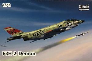 1/72 F3H-2 デーモン