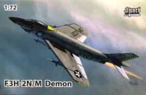 1/72 F3H-2N/M デーモン