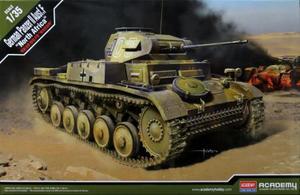 1/35 II号戦車 F型 `北アフリカ戦線`