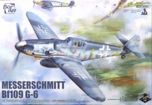 1/35 メッサーシュミット Bf109G-6
