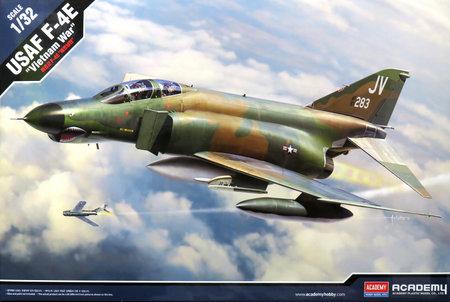 1/32 F-4E ファントムII `ベトナム`