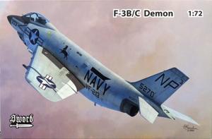 1/72 F-3B/C デーモン