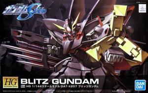 HG GAT-X207 ブリッツガンダム