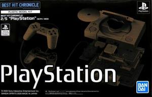 BEST HIT CHRONICLE 2/5 `PlayStation` (SCPH-1000)
