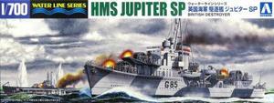 1/700 英国海軍 駆逐艦 ジュピター SP