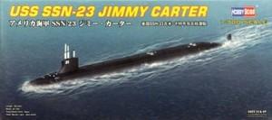 1/700 アメリカ海軍 SSN-23 ジミー・カーター