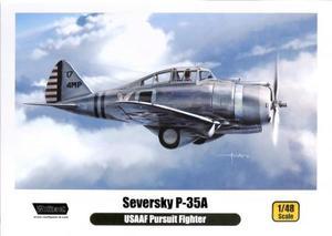 1/48 セバスキー P-35A USAAF (プレミアムエディションキット)