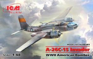 1/48 A-26C-15 インベーダー