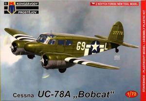 1/72 セスナ UC-78A ボブキャット